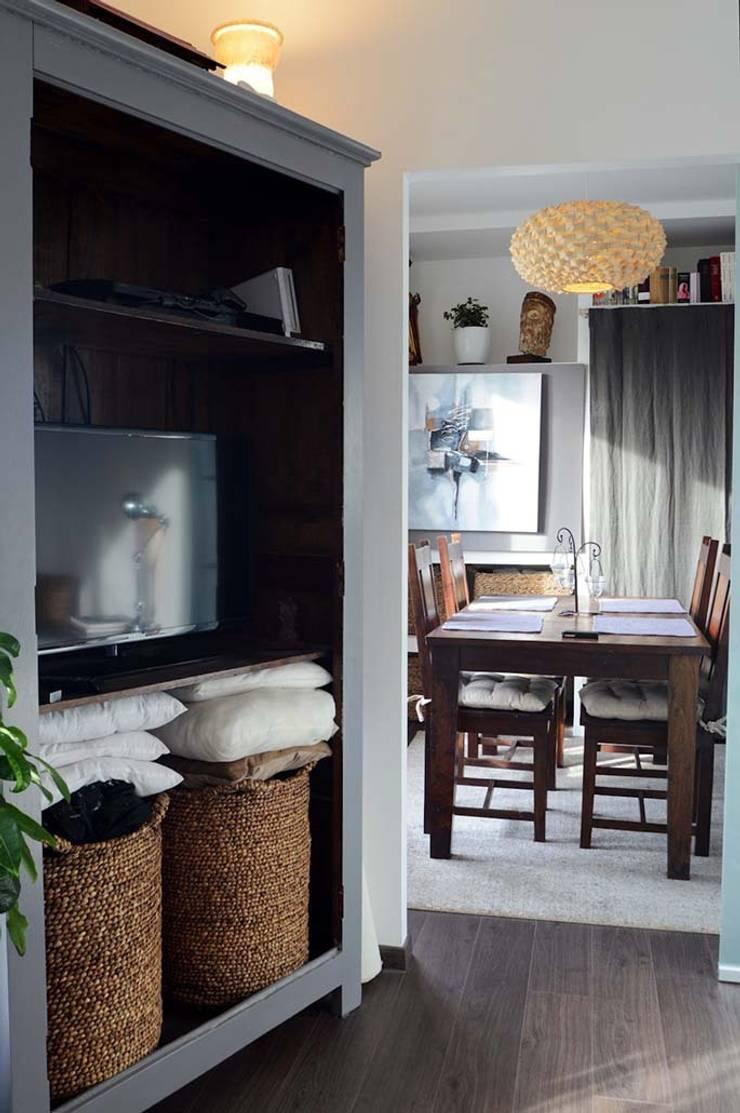 Appartement particulier: Maison de style  par odosphere