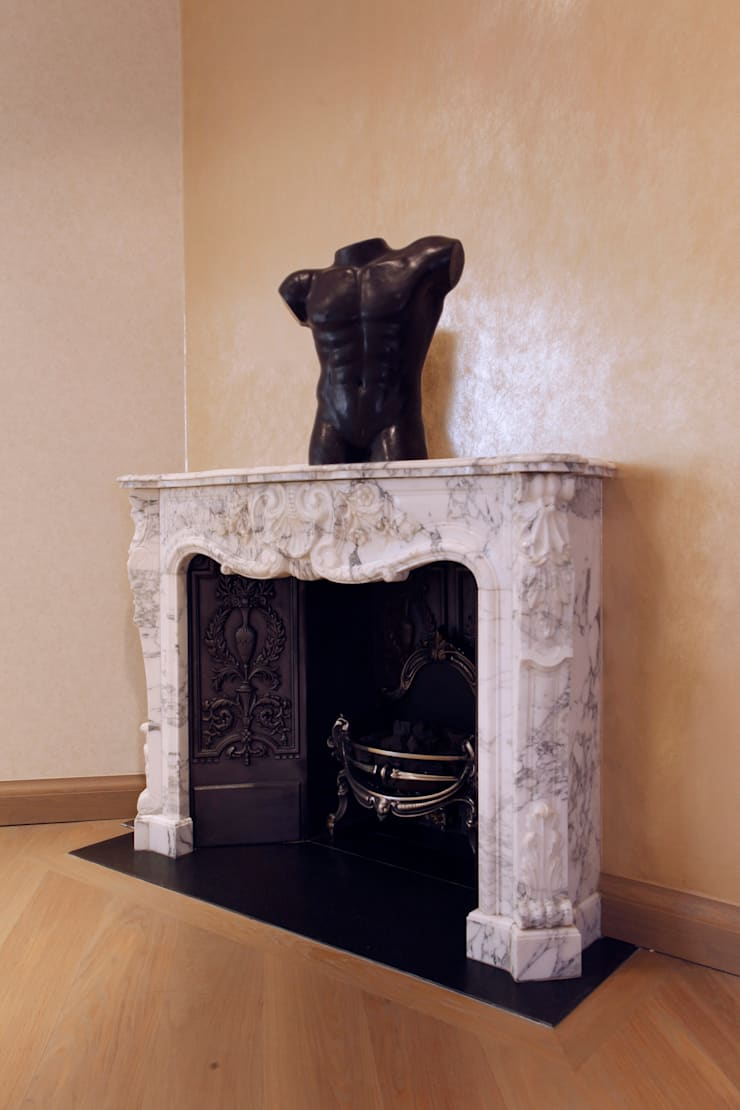Fireplace :  Houses by Roselind Wilson Design