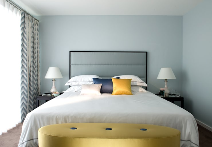 classic Bedroom by Roselind Wilson Design