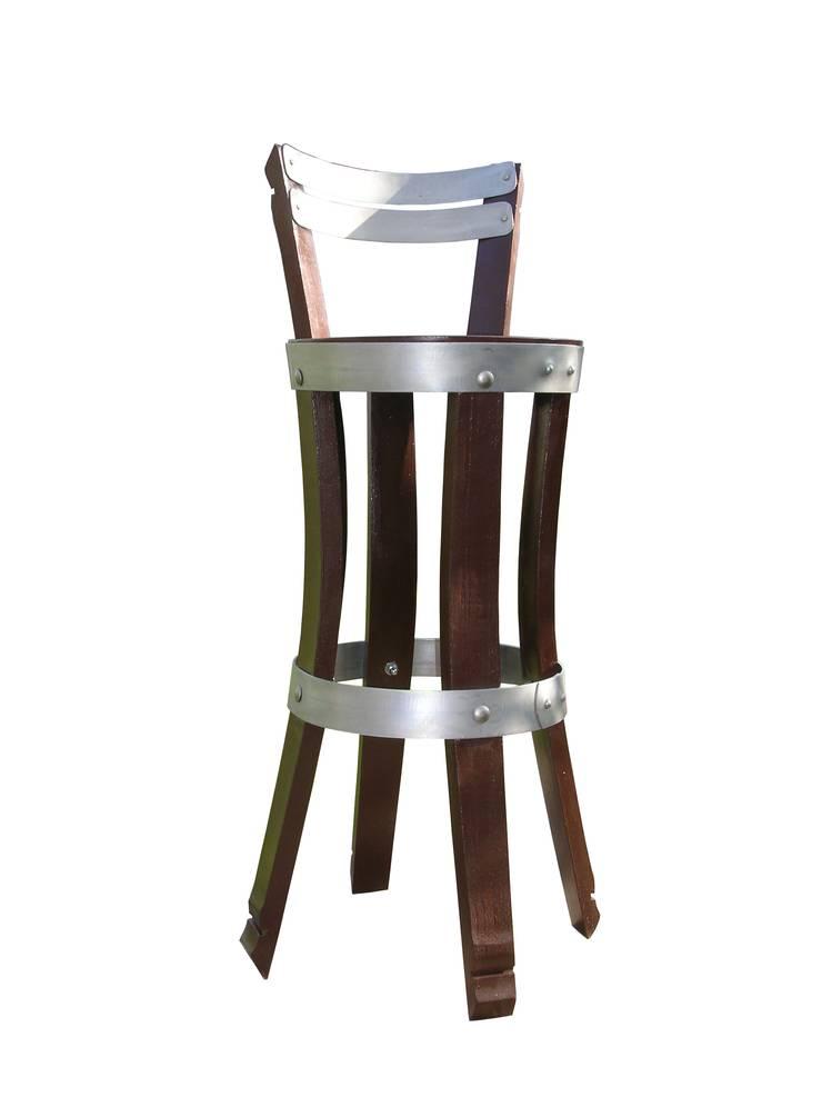 chaise haute , modèle feuillette: Cuisine de style  par  Douelledereve / Eco design construction