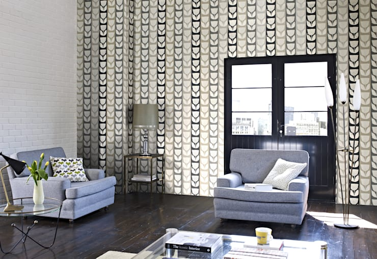 Living room by Prestigious Textiles