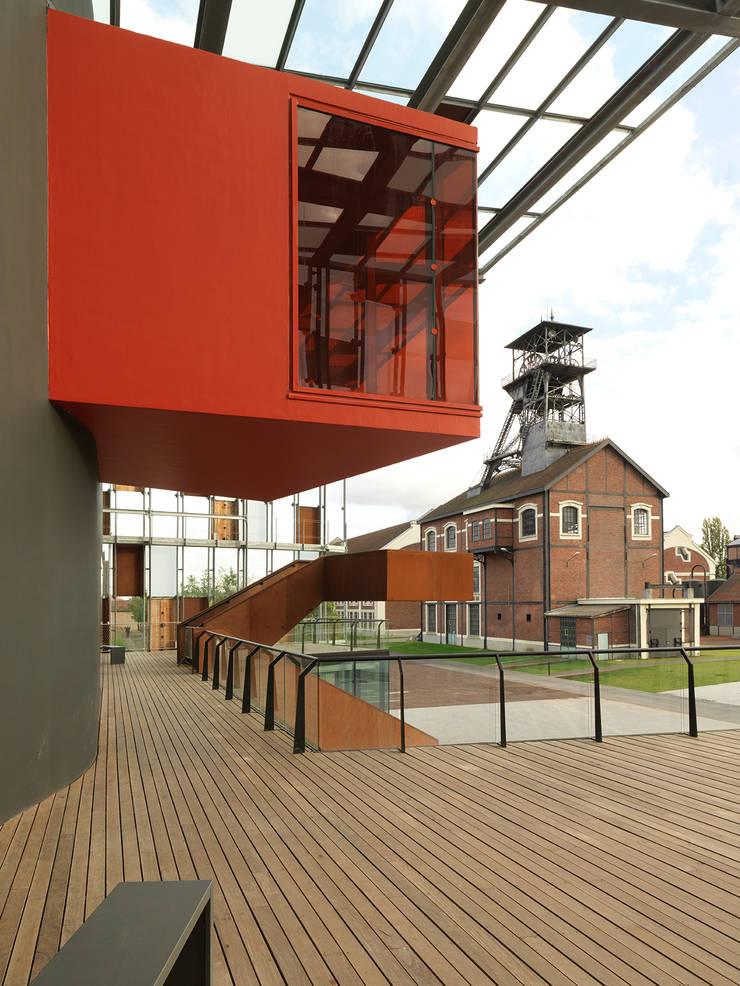 Le Métaphone:  de style  par Herault-Arnod Architectes