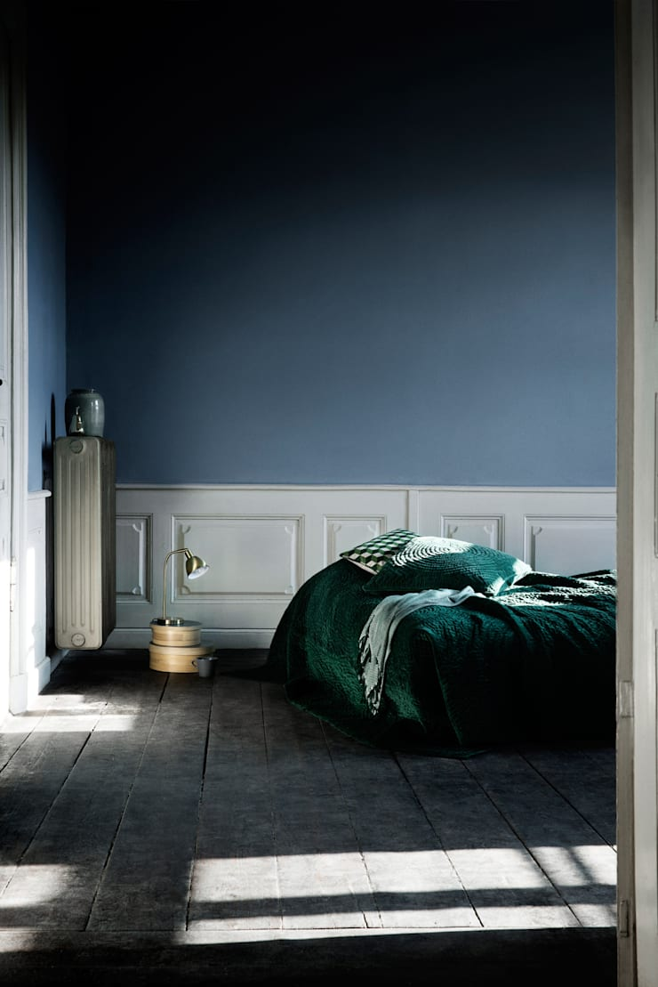 Autumn Hues:  Bedroom by Broste Copenhagen
