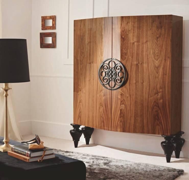 Mueble de Entrada Clásico Gades:  de estilo  de Ámbar Muebles