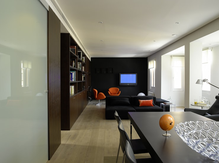 Apartamento JM. Zaragoza: Casas de estilo  de MAGEN ARQUITECTOS