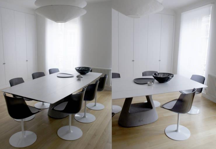 Appartement LD:  de style  par Agence Angie Anakis