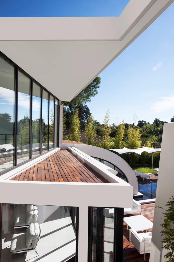 Villa Pampelonne :  de style  par Allain Chauvet Architecture