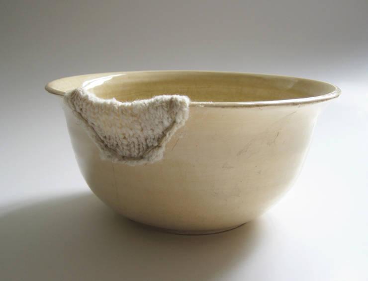 'Padded Bowl':   door Erna van Sambeek, Landelijk