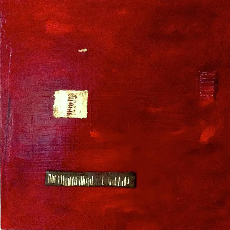 I Miei Rossi: Arte in stile  di STUDIO ARCHITETTURA-Designer1995