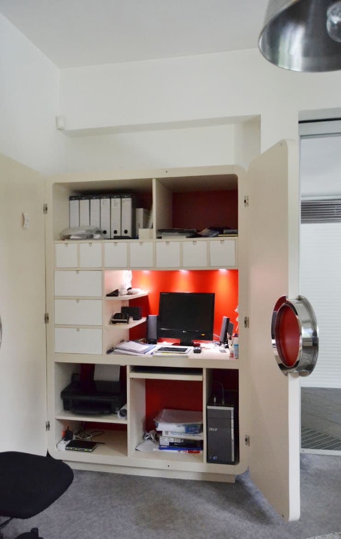 Milanese apartment:  in stile  di Abad Architetti Srl