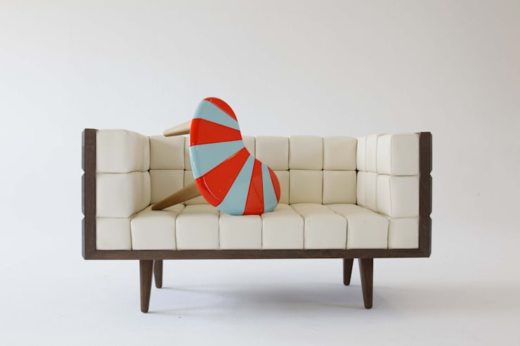 Better Than Chocolate sofas:  de estilo  de Tcherassi Vilató