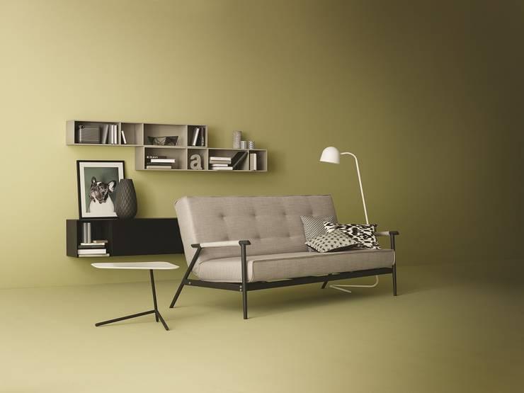 Kyoto Schlafsofa:  Schlafzimmer von BoConcept Germany GmbH