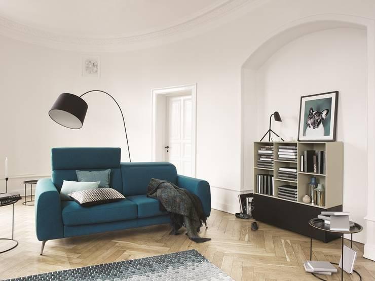schlafzimmer de boconcept germany gmbh homify. Black Bedroom Furniture Sets. Home Design Ideas