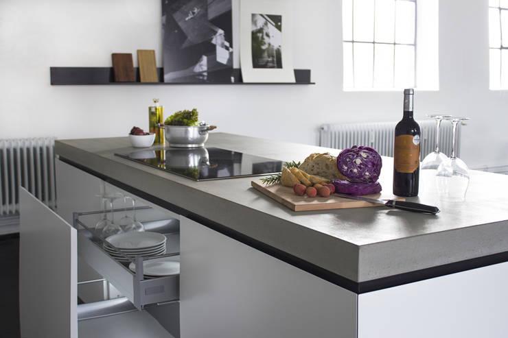 Cozinha  por BETONT GmbH
