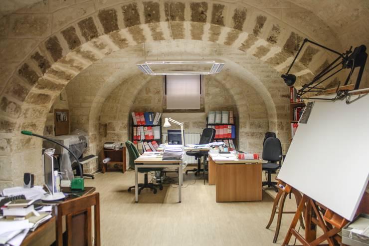 Studio amodioが手掛けた書斎