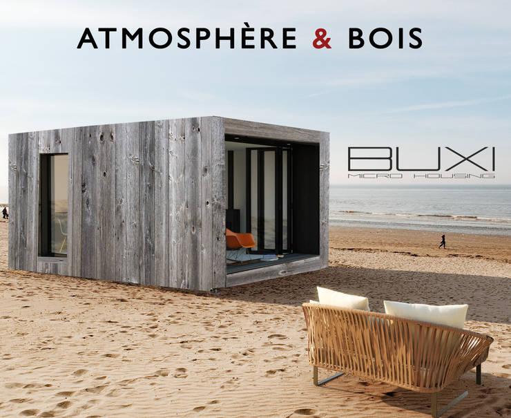 Buxy:  de style  par Atmosphere Bois
