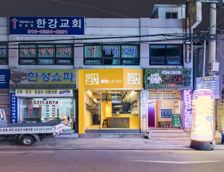 Houses by 고공디자인