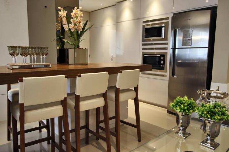 Cozinha: Cozinhas modernas por AL11 ARQUITETURA