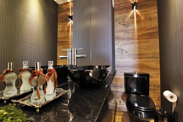 Lavabo: Banheiros modernos por AL11 ARQUITETURA