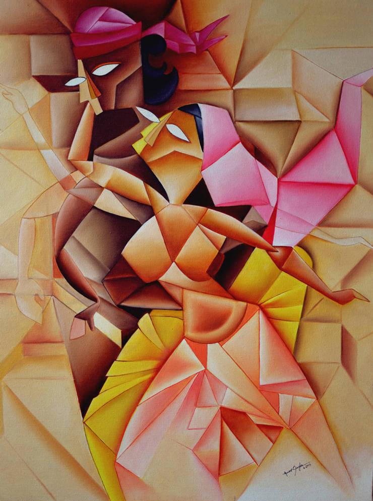 Dance:  Artwork by Self employed artist