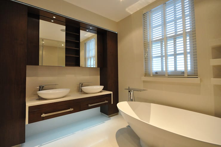 Bathroom Refurbishment:   by Ashville Inc