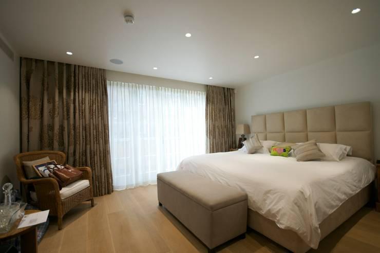 Kensington Mews Home—Home Automation:   by Ashville Inc