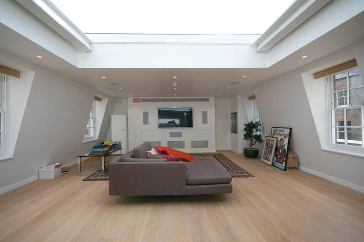 Kensington Mews Home - Home Automation:   by Ashville Inc