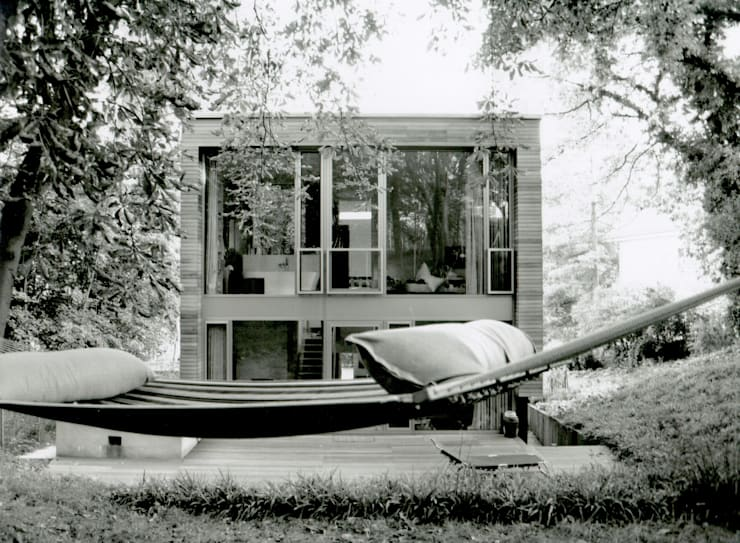 Rumah Modern Oleh IOX Architekten GmbH Modern