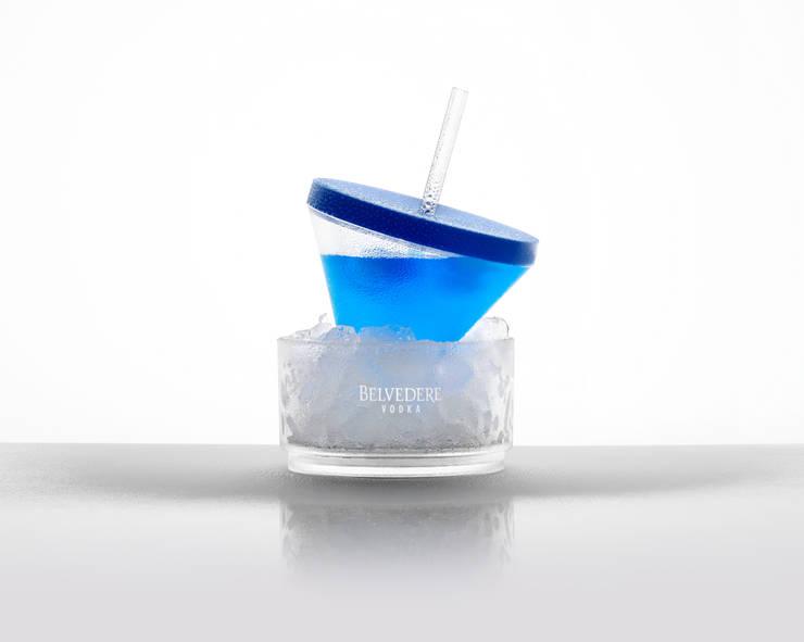 I-Cone glass:  de style  par 5.5 designstudio