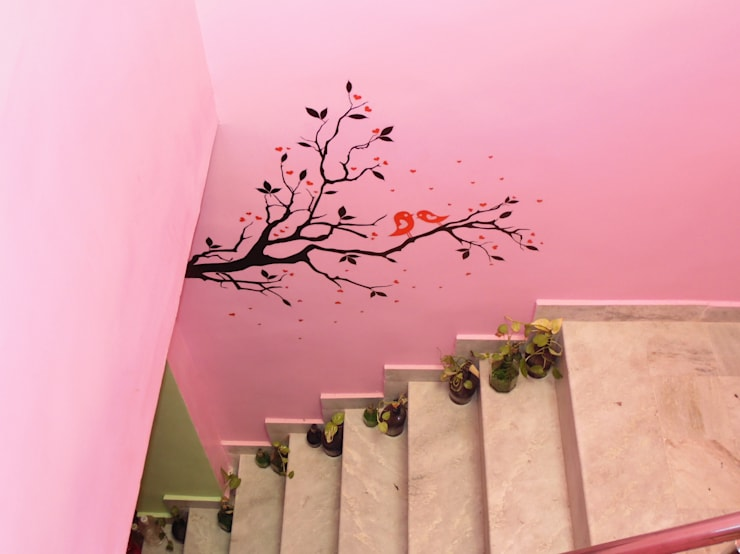 Wall Decals & Wall Stickers:  Artwork by Floor2Walls