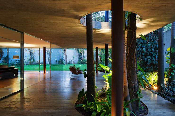 Jardines de estilo moderno por Studio MK27