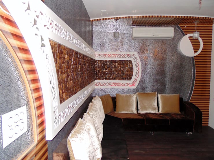 Designer Home Concept:   by Floor2Walls
