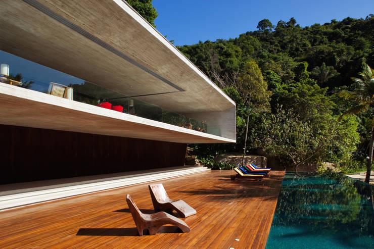 Projekty,  Domy zaprojektowane przez Studio MK27