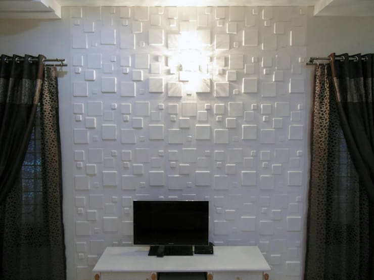 3D WallArt Wall Panels:   by Krishna Equytech