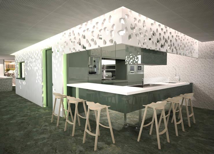 THE FOREST : Locales gastronómicos de estilo  de Víctor Lusquiños. Arquitecto