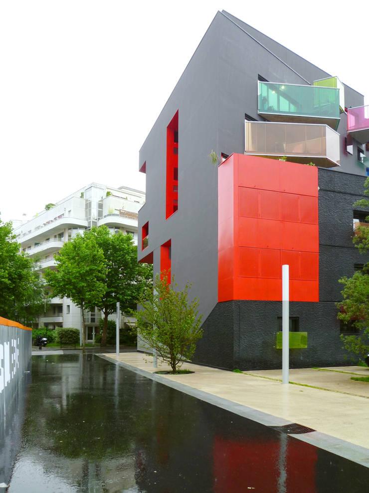 ZAC de Seguin – Rives de Seine:  de style  par Agence Bernard Bühler