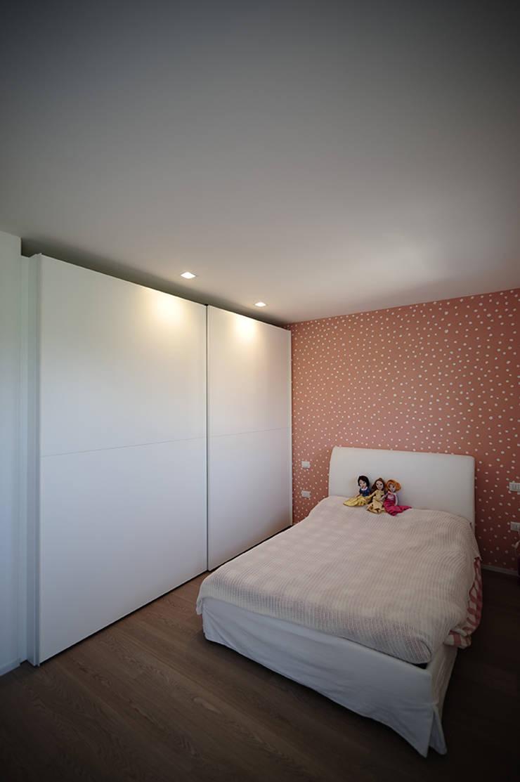 house SD: Case in stile  di Didonè Comacchio Architects, Minimalista
