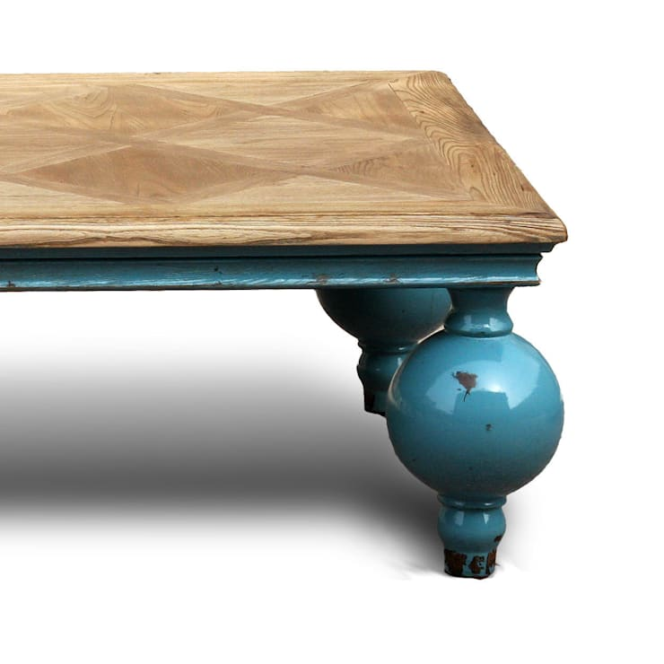 The <q>Big Ball</q> coffee table: eclectic  by ACF China, Eclectic