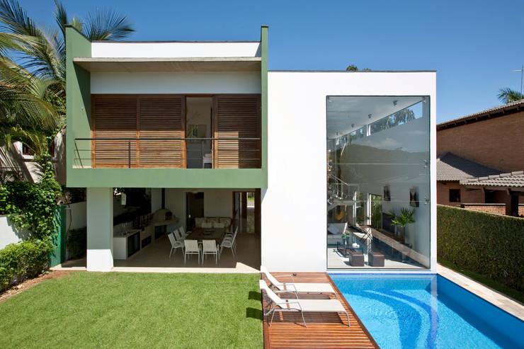 Acapulco: Casas modernas por FCstudio