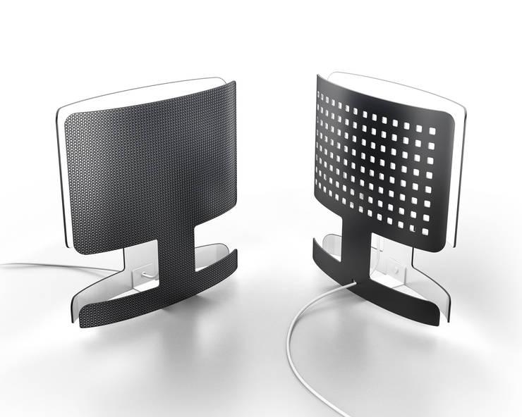 SHAPE:  in stile industriale di HD4design, Industrial