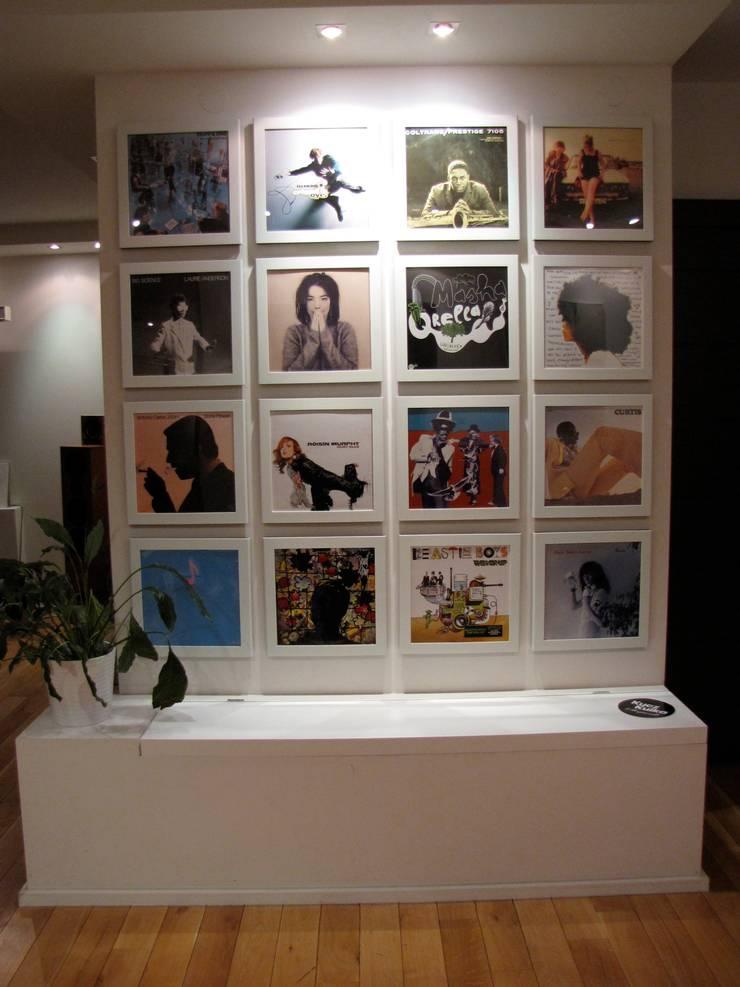 Play Display Flip Frame For Lp Or 12 Vinyl Door Memory Box Homify