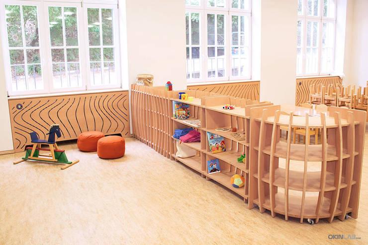 Kita Blümchen:  Schulen von form.bar,