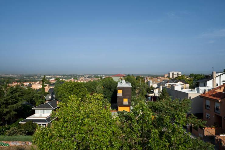 panorama: Casas de estilo  de hollegha arquitectos