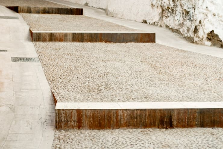 Detalle:  de estilo  de GANA Arquitectura