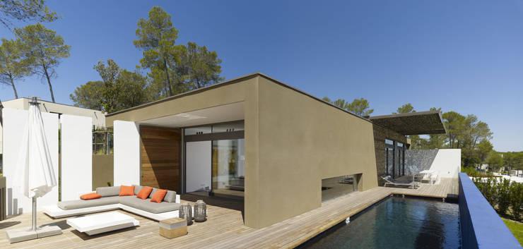 villa T:  de style  par orth.solveig