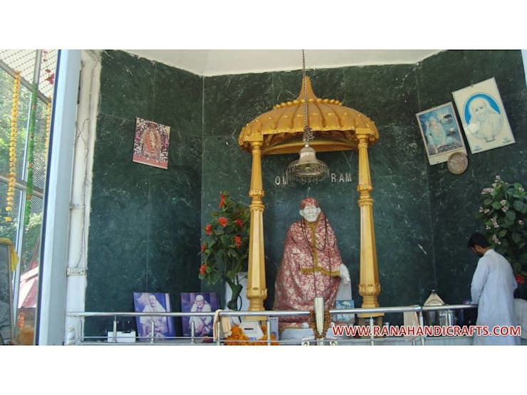 Dehradun Project:  Artwork by Ranahandicrafts International
