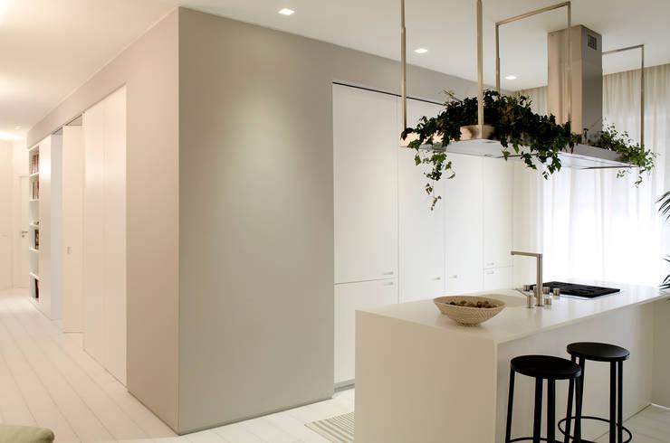 Projekty,  Kuchnia zaprojektowane przez Area-17 Architecture & Interiors