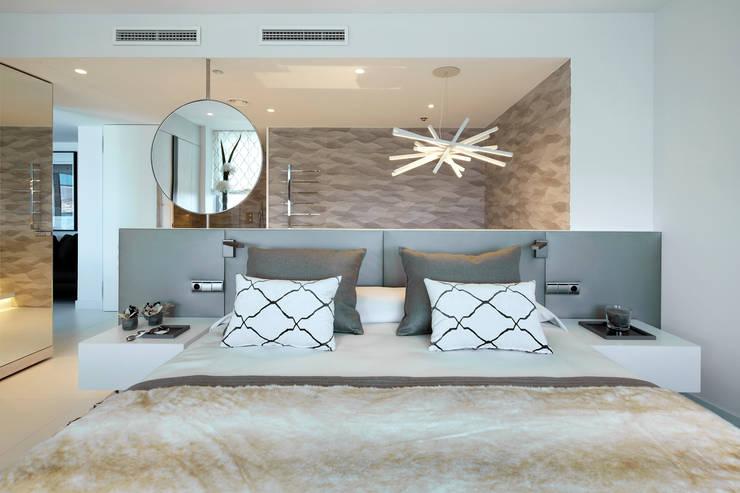 Schlafzimmer von Molins Interiors