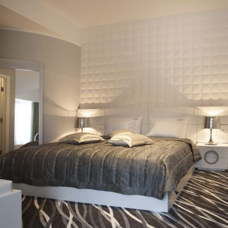 WallArt Cubes Design:  Walls & flooring by WallArt 3D Wall Decor