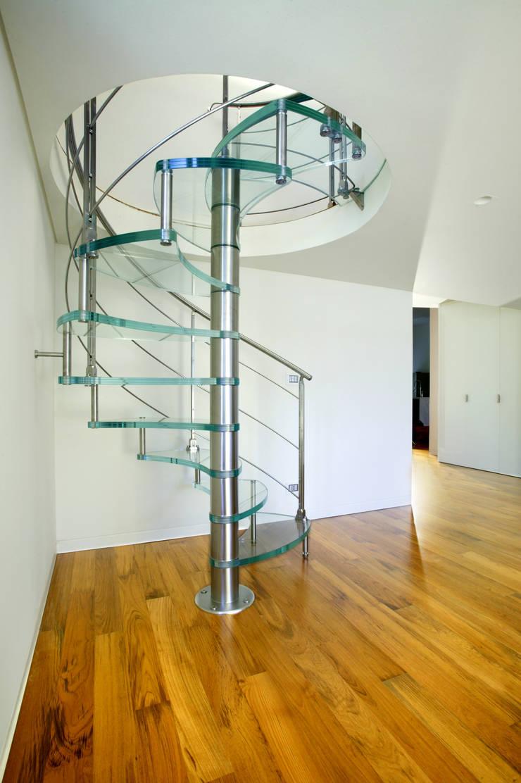 CORSO EINAUDI_2006: Case in stile  di G*AA - Giaquinto Architetti Associati